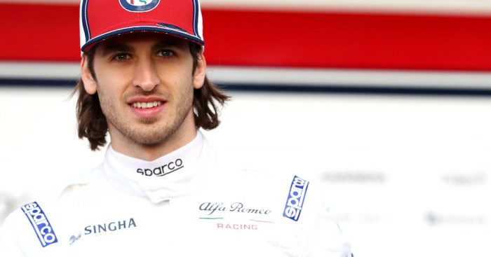 Antonio Giovinazzi: Cool that rivals are noting our C38
