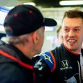 Daniil Kvyat: Quickest on day three