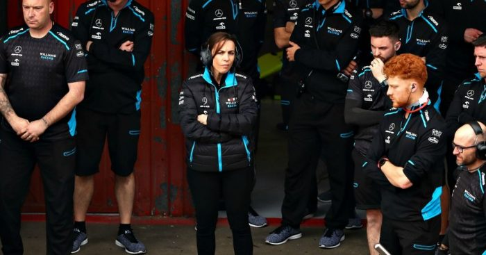 Claire Williams: We had to hit rock bottom to move forward