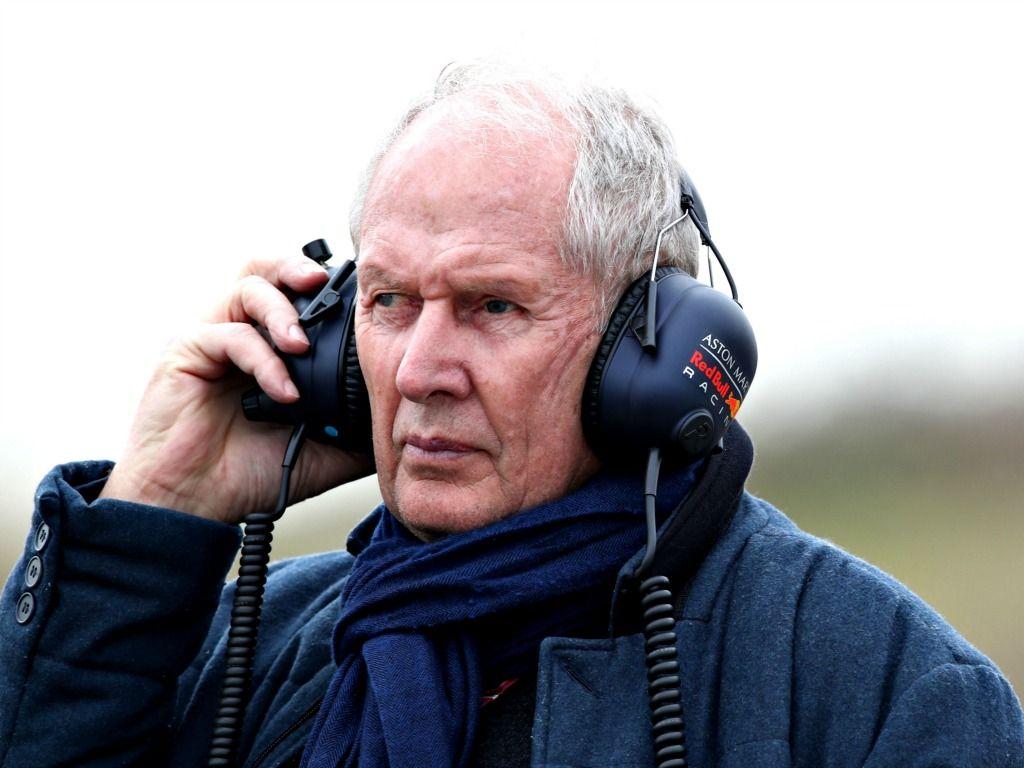 Dr Helmut Marko: Ferrari are top dogs