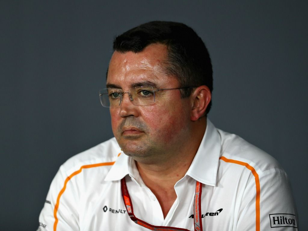 Eric Boullier: Back involved with F1