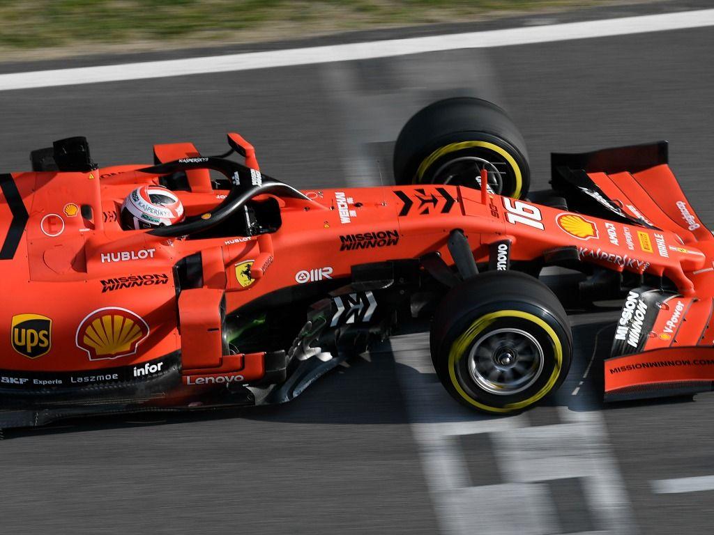 Ferrari: Quickest in testing
