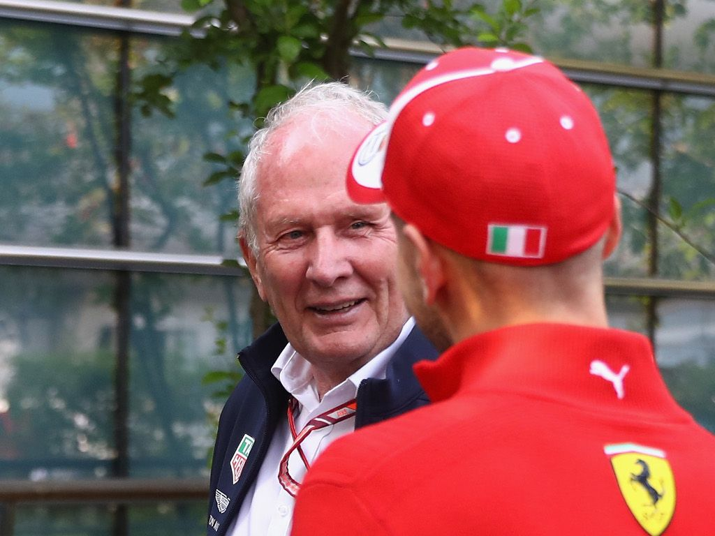 Dr Helmut Marko believes Red Bull can compete for race wins.
