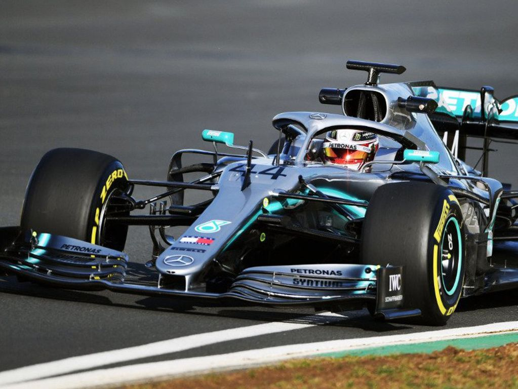 Mercedes will treat 2019 like a brand new chapter, not rest on past success says Lewis Hamilton.