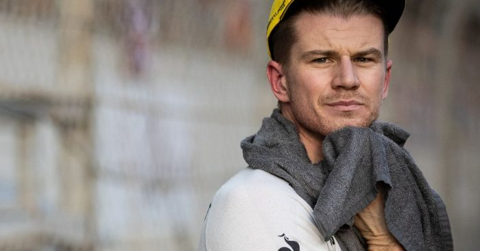 Nico Hulkenberg sticking with his 'fighting weight'