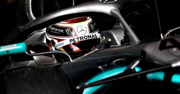 Lewis Hamilton isn't dreaming of Triple Crown success