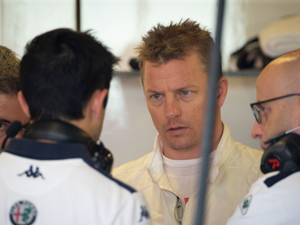 Kimi Raikkonen hails 'easy transition' to Alfa Romeo