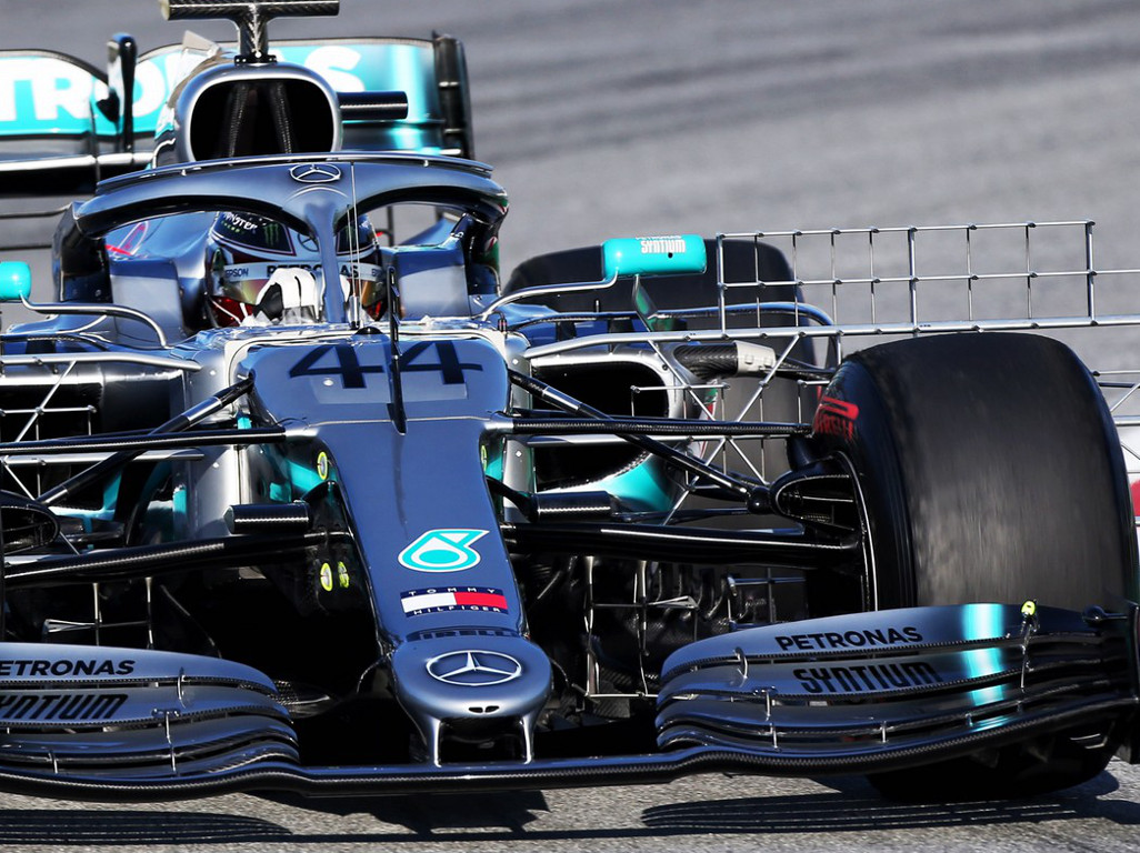 Mercedes: Upgrades in Barcelona