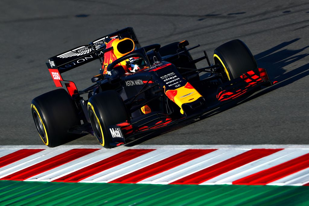 Red Bull: Will take engine penalties for Honda