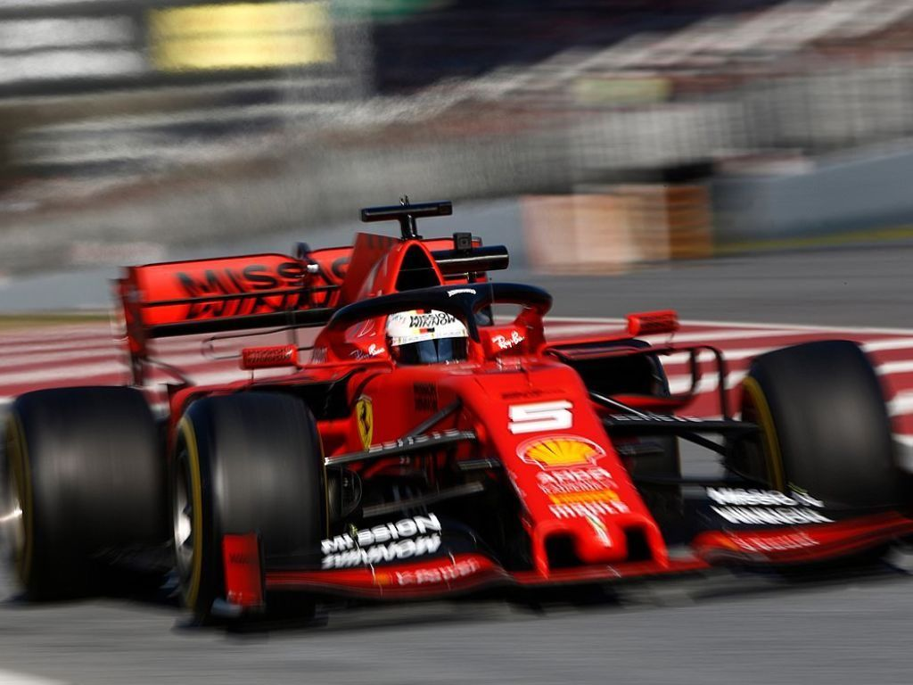 Ferrari must make up for lost time after a tough first day of the second test.