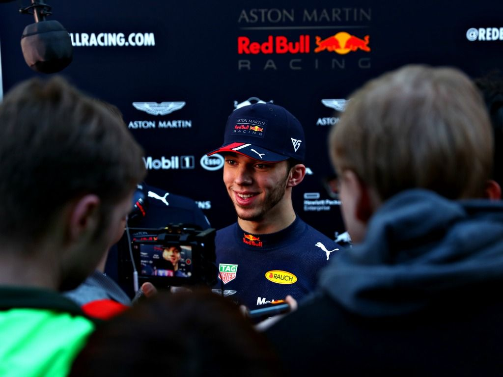 Pierre Gasly: Red Bull should not get too excited