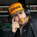 Fernando Alonso: Selected tests for McLaren