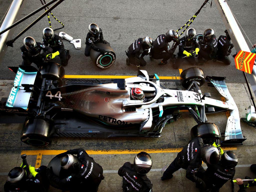 Sebastian Vettel 'surprised' by Mercedes' massive upgrades