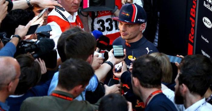 Max Verstappen: Not perfect but still good