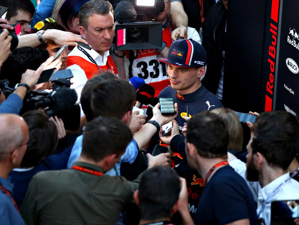 Max Verstappen: Not perfect but still good