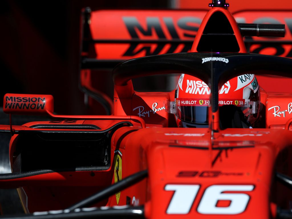 Ferrari change driver plans for Day Seven