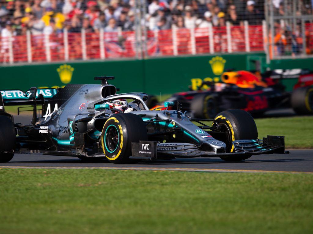 Formula 1 teams go technical on the coronavirus.