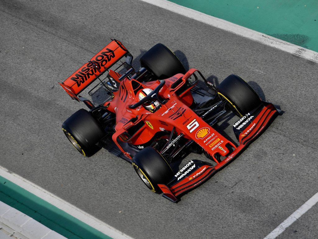 Ferrari call a premature end to testing