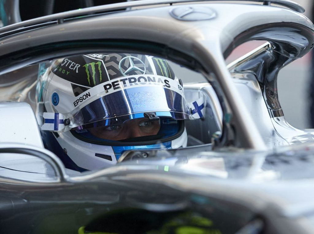 Valtteri Bottas concedes 'not the perfect car yet'