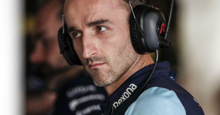 Robert Kubica is 20% prepared for Australia.