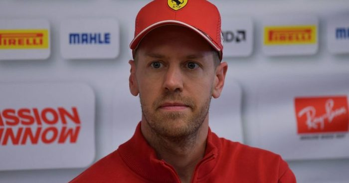 Sebastian Vettel wants Ferrari to give Mick Schumacher time and freedom to develop his own style.