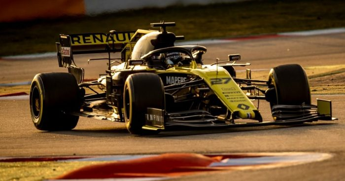 'Super-close' behind Ferrari say Renault