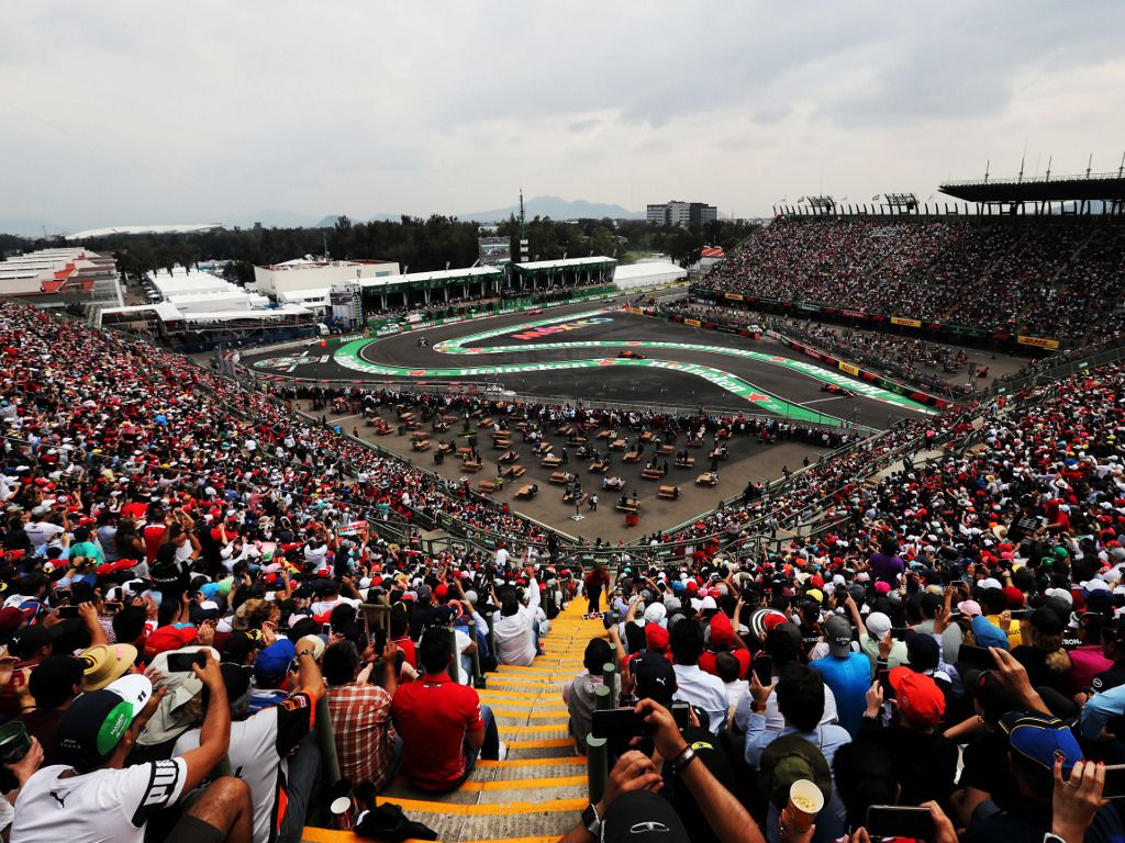 Mercedes still have business to attend to at the Mexican Grand Prix.
