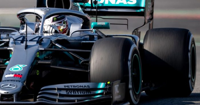 Lewis Hamilton: 2019 Pirellis a little bit hard