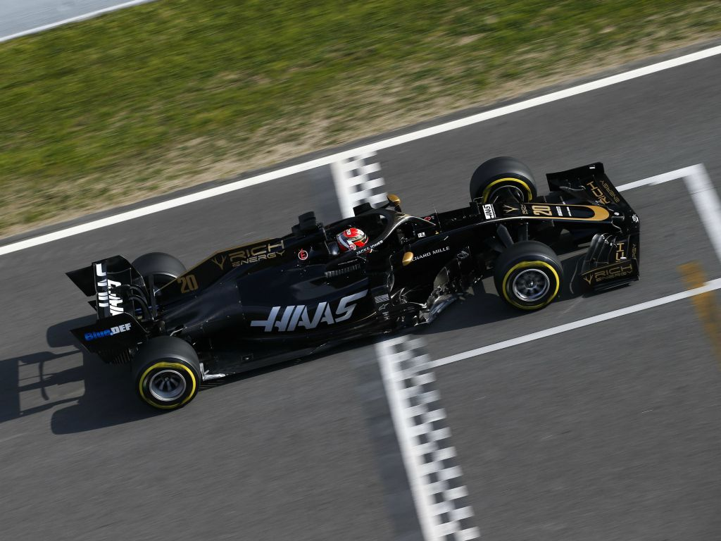 Haas say luck is needed to achieve podium dream
