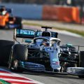 Lewis Hamilton: The whole pack has closed up