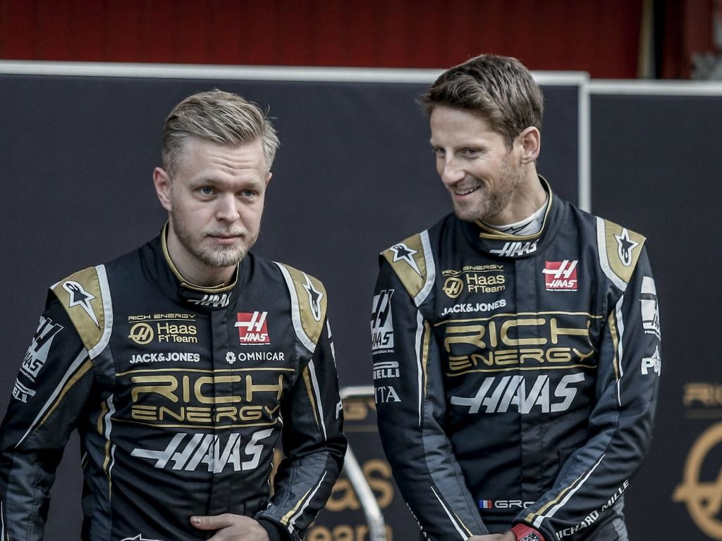 Haas: Looking to climb new heights