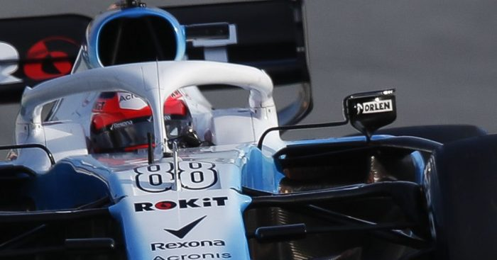 Robert Kubica: Privately happy with FW42