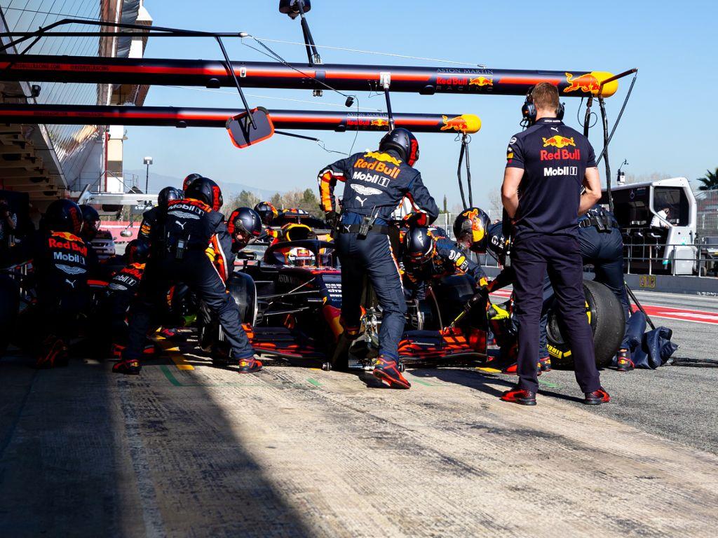 'Red Bull revitalised, motivated & definitely closer'
