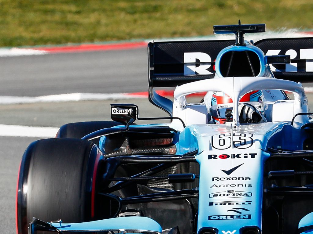 Late confirmation of regulations to blame for Williams FW42 delays.