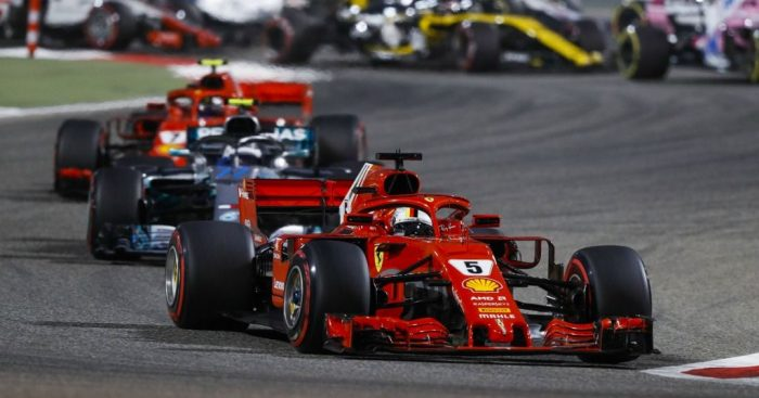 F1: Extra point for fastest lap on the way