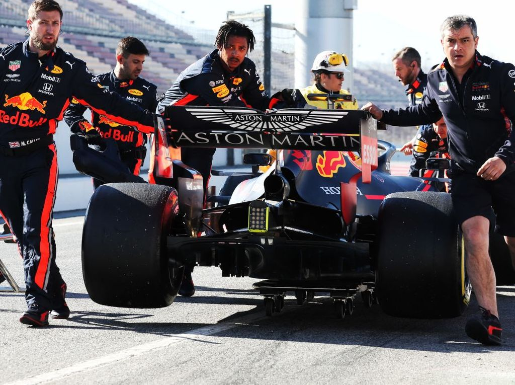 Formula 1 salaries are revealed.