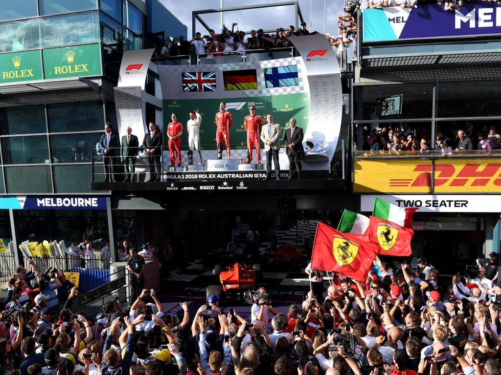 Australian Grand Prix start time, TV channel & latest odds