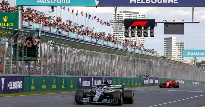 Albert Park could be resurfaced, and redesigned, before the 2021 Australian GP.