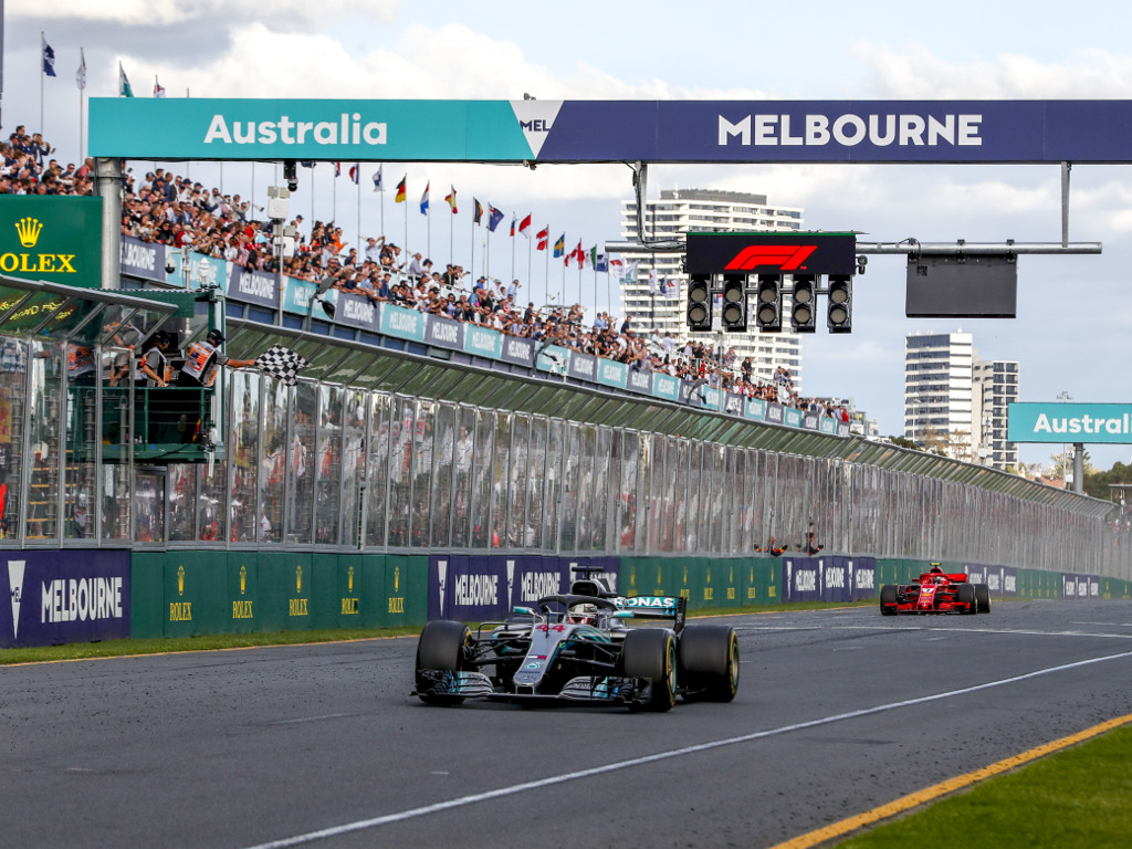 Australian Grand Prix start time, TV channel & latest odds