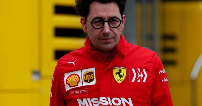 Mattia Binotto: Almost quit Ferrari