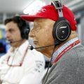 Niki Lauda: Presence missed at Mercedes