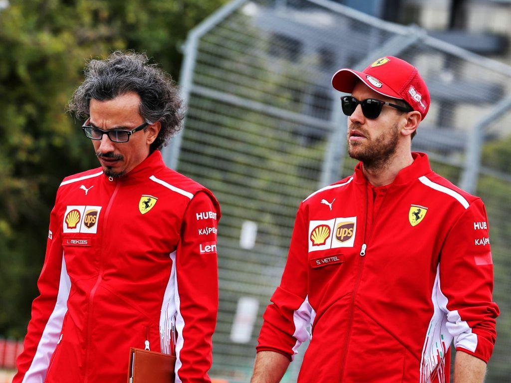 Sebastian Vettel: New car name for 2019