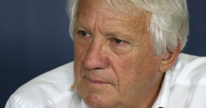 Charlie Whiting has died, age 66