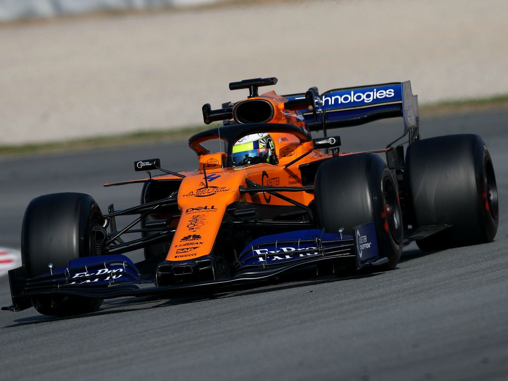 McLaren are without a win in Formula 1 since 2012
