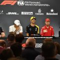 Thursday's Aus GP presser: Drivers speak