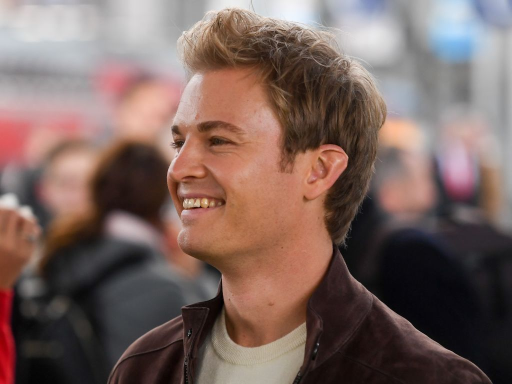 Nico Rosberg believes Lewis Hamilton has more natural talent than Michael Schumacher.