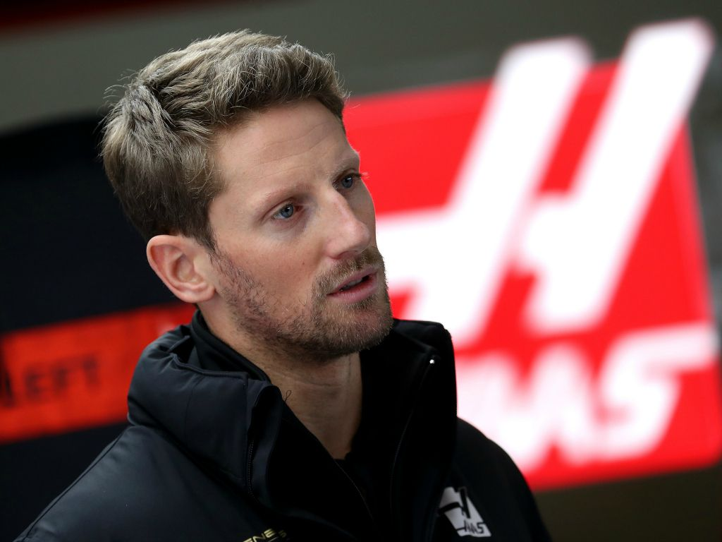 """Romain Grosjean is """"fine"""" with the slating he took from Guenther Steiner in F1: Drive to Survive."""