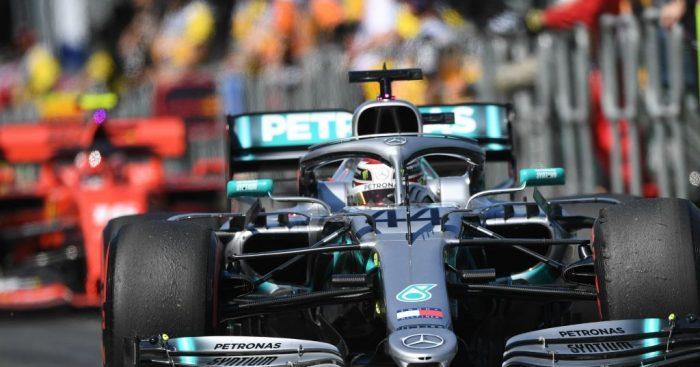 Lewis Hamilton: Mercedes up the ante