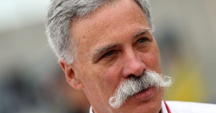 Chase Carey claims there is real interest from new teams looking to join the Formula 1 grid.