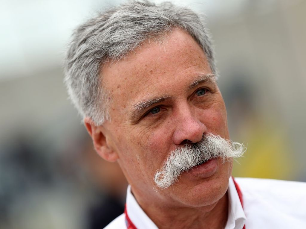 "Chase Carey sees space for ""a couple more"" races on the F1 calendar."